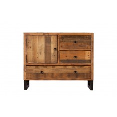 Brooklyn Industrial Narrow Sideboard