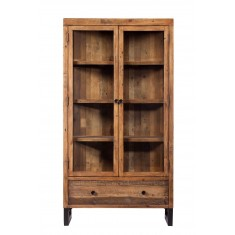 Brooklyn Industrial Display Cabinet