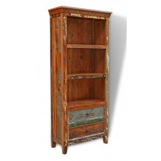 Reclaimed Indian Alcove Bookcase