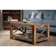 Reclaimed Indian Open Coffee Table