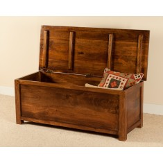 Dakota Mango Blanket Box - Large