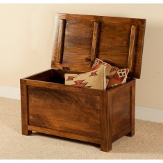 Dakota Mango Blanket Box - Small