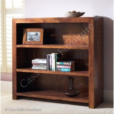 Dakota Mango Small Bookcase