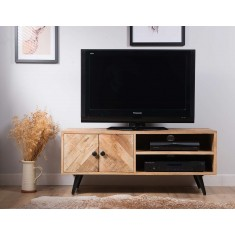 Urban Industrial Mango Medium TV Unit