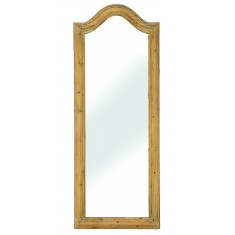 Dakota Large Oak Effect Mirror