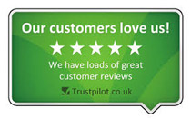 Our Trustpilot Reviews